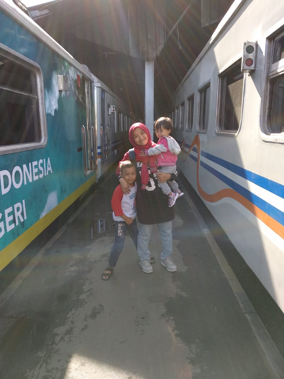Bandung Family Trip